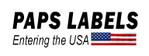 PAPS Bar Code Labels