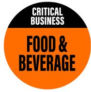 CRITICAL BUSINESS - FOOD & BEVERAGE