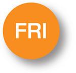 DAY - Friday (Orange)1.5