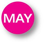 MONTH - May (Magenta) 1.5