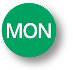 DAY - Monday (Green)1.5