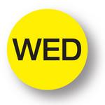 DAY - Wednesday (Yellow) 1.5