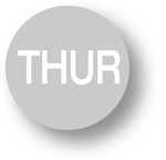 DAY - Thursday (Grey) 1.5