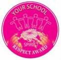 Respect & Spirit Award Labels